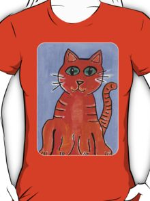 Friendly Cat T-Shirt