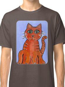 Friendly Cat Classic T-Shirt