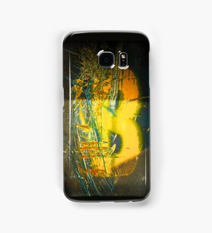 Mask of Thorns (B) Samsung Galaxy Case/Skin