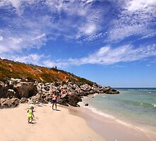 Lagoon beach south end by georgieboy98