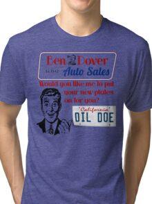 Ben Dover Dil Doe Tri-blend T-Shirt