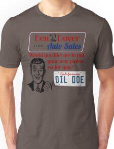 Ben Dover Dil Doe Unisex T-Shirt