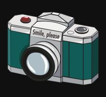 Smile, please! by Honeyboy Martin