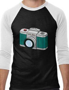 Smile, please! Men's Baseball ¾ T-Shirt