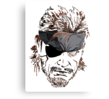 Big Boss Metal Print