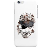 Big Boss iPhone Case/Skin
