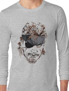 Big Boss Long Sleeve T-Shirt