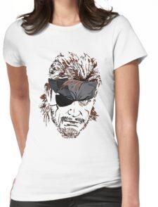 Big Boss Womens Fitted T-Shirt