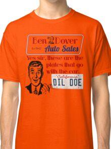 Ben Dover Dil Doe 2 Classic T-Shirt