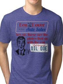 Ben Dover Dil Doe 2 Tri-blend T-Shirt
