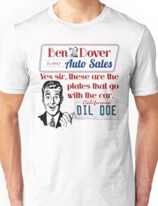 Ben Dover Dil Doe 2 Unisex T-Shirt
