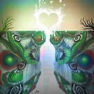 Hongi Heart  by Lesley A Marsh