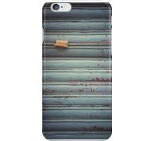 Closed Shutter iPhone Case/Skin