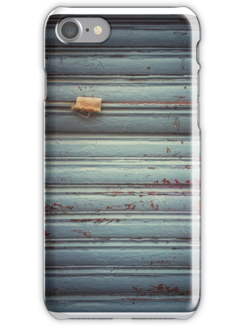 Closed Shutter by emado