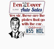 Ben Dover Auto - A55 HOL Unisex T-Shirt