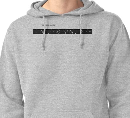 The Utopia Inquiry  Pullover Hoodie