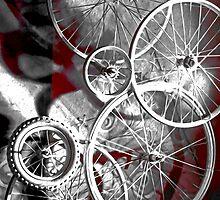 Bike Spokes for iPad by Michael Andersen