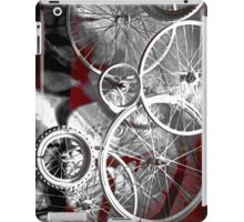Bike Spokes for iPad iPad Case/Skin