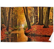 Remembering autumnal dreamland Poster