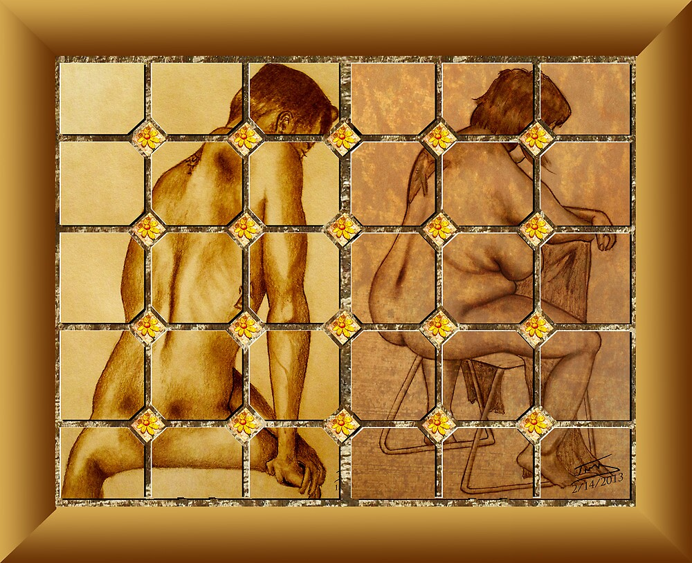 Tile Work by Troy Brown