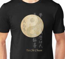 ying yang tai chi symbol Unisex T-Shirt