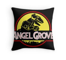 We Have a T-Rex, Too! Throw Pillow