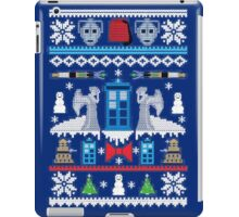 Angel Doctor Who Sweater iPad Case/Skin