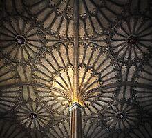 Intricate Lacework by Irina Chuckowree