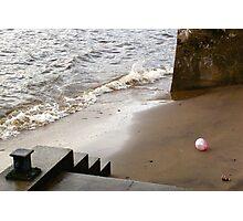 Stranded balloon (London) Photographic Print