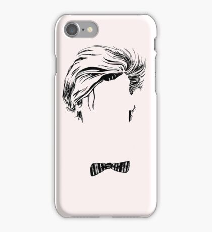 Who's that Bowtie iPhone Case/Skin