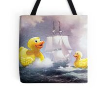 Terror on the High Seas 2 Tote Bag