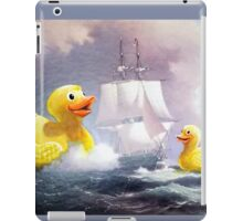 Terror on the High Seas 2 iPad Case/Skin