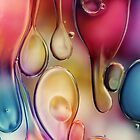 Drips of Colour by Sharon Johnstone
