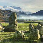 Castlerigg by Jamie  Green