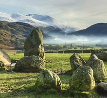 Castlerigg by Jamie  Green