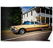 Antique Dodge Coronet Poster
