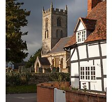 Welford on Avon, Warwickshire by Andrew Roland