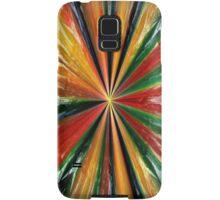 PALETTE WHEEL Samsung Galaxy Case/Skin
