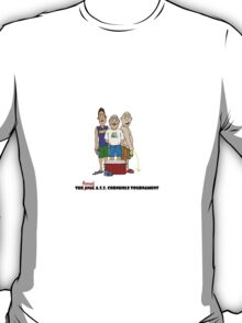 A.S.S. Cornhole Tournament T-Shirt