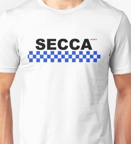 SECCA (security) Unisex T-Shirt