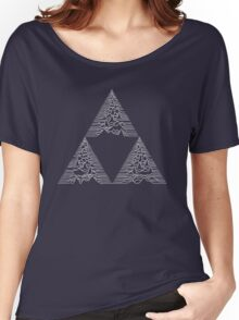 Legend Will Tear Us Apart - White version Women's Relaxed Fit T-Shirt
