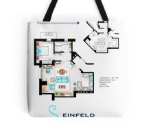 Seinfeld Apartment Tote Bag