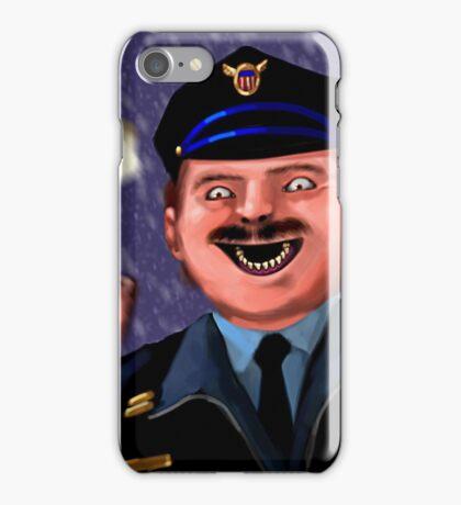 Dennis Frantz at Christmas iPhone Case/Skin