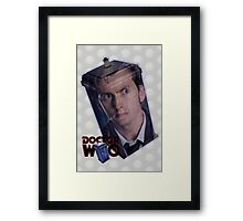 David Tennant Poster Framed Print