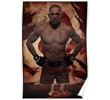 Georges St-Pierre Poster