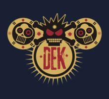 DEK Poker Chips Kids Tee