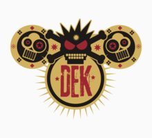 DEK Poker Chips One Piece - Long Sleeve