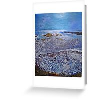 Pwll Du Greeting Card