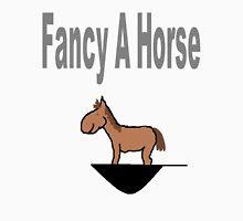 Fancy horse Unisex T-Shirt