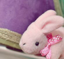 Bunny Collection #9 - a bunny and some heels by Cyndiee Ejanda